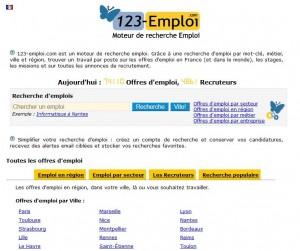 123-emploi.com