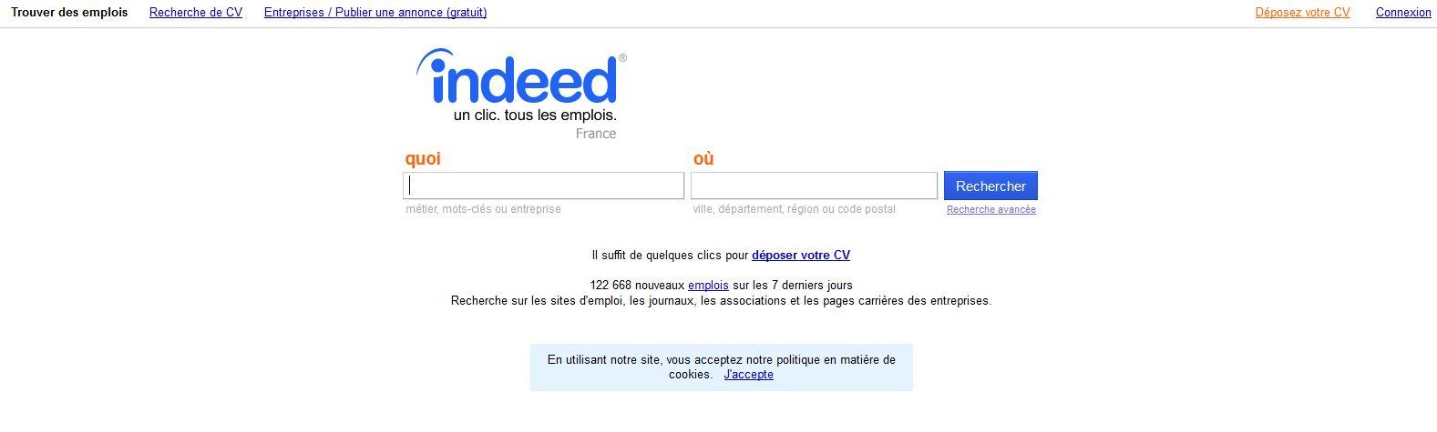 www.Indeed.fr