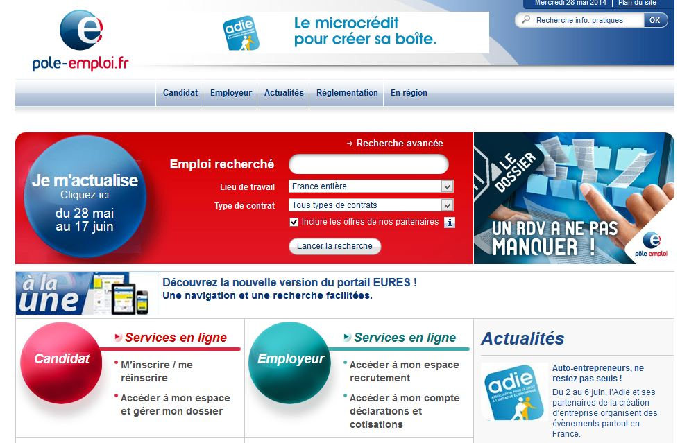 www.Pôle-emploi.fr
