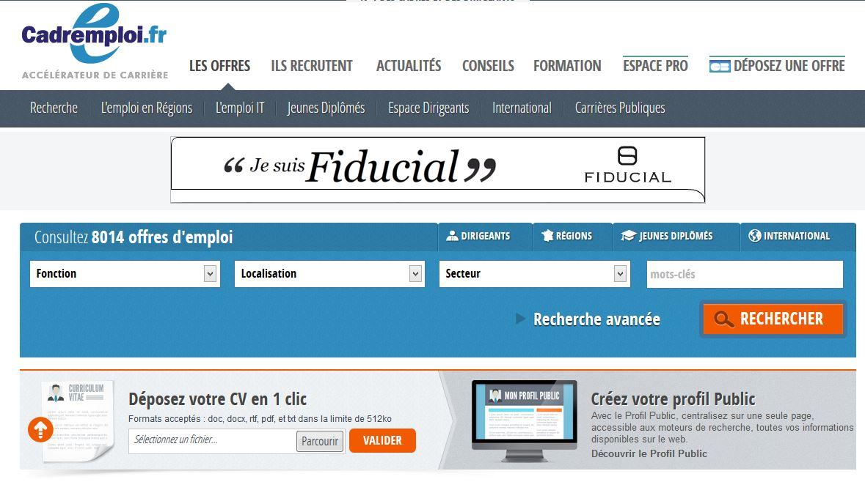 www.cadremploi.fr
