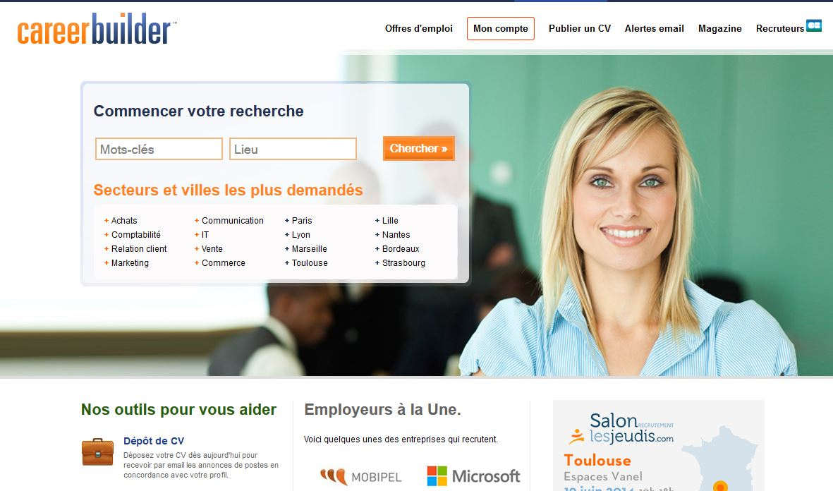 www.careerbuilder.fr