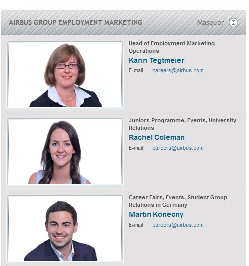 contact Airbus Group