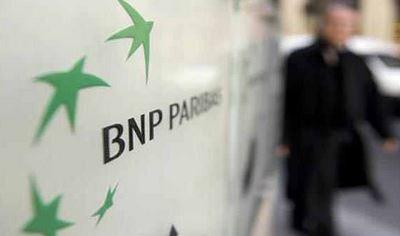 opération BNP Paribas