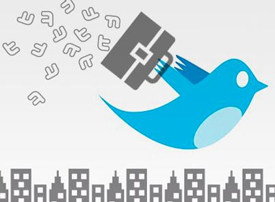twitter recherche emploi