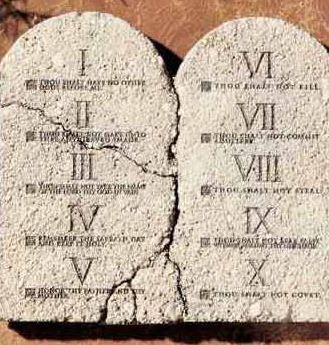 10 commandements du stage