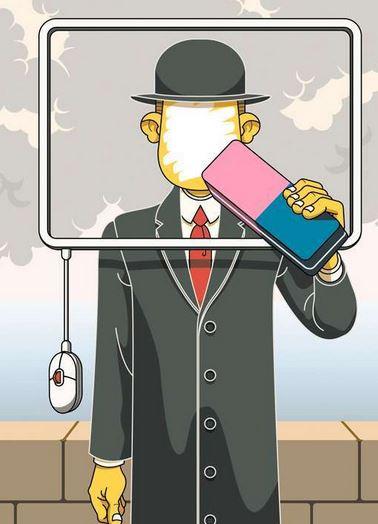 effacer vie privée sur internet