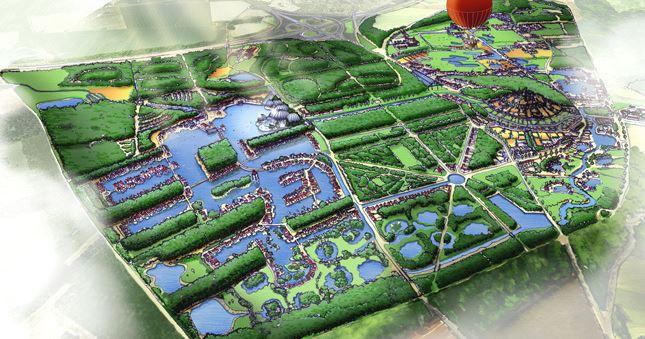 projet village nature val d'europe